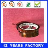 cinta de la película de Polyimide del silicón de 0.125 milímetros