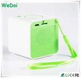 De promotie Draagbare MiniSpreker Bluetooth van Lage Kosten met Aangepast Embleem (wy-SP09)