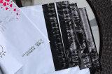 Saco impresso cor da embalagem do logotipo do LDPE