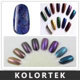 Pigmentos cambiables del color para el polaco de clavo