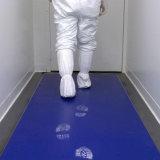 クリーンルームの使用のための30層ESDの使い捨て用品のPEの粘着性がある粘着性のマット