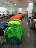 速く膨脹可能な空気寝袋の折り畳み寝台浜のたまり場の空気ソファー(M314)