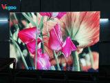 최신 인기 상품 P2.5mm 최고는 재생율 SMD2121 까만 LEDs 풀 컬러 실내 발광 다이오드 표시 스크린을