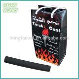 [هونغ] [قينغ] كبير إمداد تموين قدرة لأنّ إصبع عديم رائحة نارجيلة فحم نباتيّ