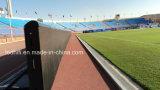 Perimeter die de LEIDENE Pixel van de Vertoning P16 P20 P10 en de Openlucht LEIDENE van de Perimeter van het Stadion van de Voetbal van het Basketbal van het Gebruik Vertoning van het Scherm adverteren