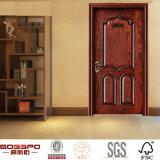 Einfacher Entwurfs-interne hölzerne Tür für Raum (GSP2-029)