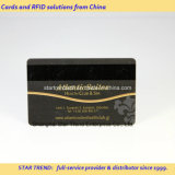Hico를 가진 Preprinted PVC 카드 또는 색깔 검정에 있는 로코병 자기 띠 또는 은 또는 브라운