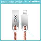 Тип кабели весны OEM поручая молнии телефона шнура USB данным по c микро- для iPhone Samsung