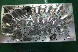Части фильтра CNC подвергая механической обработке алюминиевые, котор подвергли механической обработке корпус фильтра