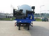 반 35cbm 시멘트 믹서 모터 시멘트 유조선 트레일러 Cememnt 대량 트레일러