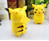 портативное Pokemon идет крен 5000mAh силы Pikachu шаржа