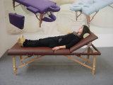 Almofada maior para cintura e joelho na mesa de massagem
