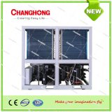 Climatisation modulaire de central de réfrigérateur de l'eau de source d'air