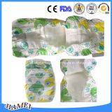 Couches-culottes remplaçables de bébé de coton de la Chine pour Venezvela