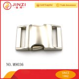 China Supply Metal Webbing Release Adjustable Buckle