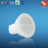 High Power GU10 Gu5.3 MR16 LED de 3W / 5W sem LED Dimmable