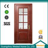 内部のスライドガラスまたはガラス繊維PVC MDFのドア(WDH07)