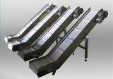 Нержавеющая сталь закончила продукт принимает отсутствующий транспортер в упаковывая системе