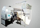 マットレスおよび羽毛布団のキルトのためのコンピュータ化されたステッチキルトにする機械