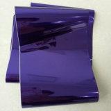 Lámina para gofrar caliente de la impresión de la transferencia para el papel