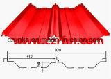 機械を形作る760接合箇所隠されたJchの屋根のパネルロール