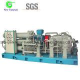 Compresor de gas natural comprimido del aumentador de presión del gas para la estación de la madre de CNG