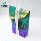 Impresión de la cinta de Sharp bolsa de regalo colorido