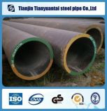 ASTM A252 Tubo de aço empilhado soldado