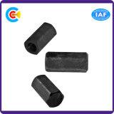 Il acciaio al carbonio 4.8/8.8/10.9 ha galvanizzato la noce Hex per la ferrovia della costruzione
