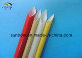 Farbiger Isolierungs-Fiberglas-Sleeving überzogener Polyurethan und Acryl