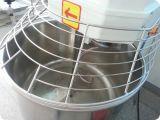 De commerciële Mixer van het Deeg van de Snelheid van het Roestvrij staal Dubbele Spiraalvormige met Tijdopnemer