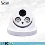Câmara digital de capacidade elevada do IP do Web do CCTV da segurança da abóbada da disposição de 1.0MP IR