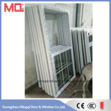 고품질 PVC 판매를 위한 두 배 걸린 창틀 Windows