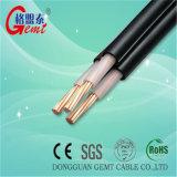 ケイ素のゴム製ケーブルの抵抗力がある熱ワイヤー銅のネオプレンケーブルのゴムケーブル