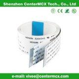 Kabel van Zif FFC van de Kabel van het koper de Vlakke Flexibele Witte