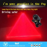 201 lampada di alta qualità e più nuova del laser dell'indicatore luminoso d'avvertimento dell'automobile del laser della nebbia