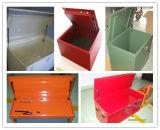 Caja de herramientas con los resortes de gas de nylon de la bola