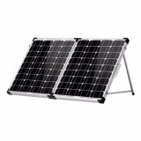 (2PCS x 35W) painéis solares do silicone 70W Monocrystalline Foldable