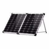 70W (2PCS X 35W) Foldable Monocrystalline Silicon Solar Panels