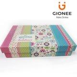 Handmade коробка подарка картона для детей