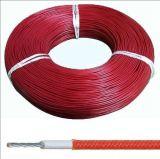 UL3125 Geïsoleerde! het Rubber van het silicone en de Gevlechte Draad van de Glasvezel