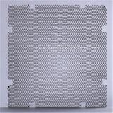 Âme en nid d'abeilles en aluminium découpée avec des matrices pour l'éclairage (HR412)