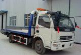 5t route - prix de camion de dépanneuse du camion 4X2 de déplacement de bloc