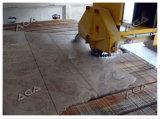 Laser-Steinbrücken-Ausschnitt-Maschine für das Aufbereiten von Countertop/von Platten Hq400/600