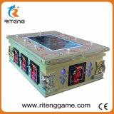 Machine de jeu de pêche d'arcade de chasseur de 55 poissons de pouce DEL