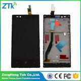 Самая лучшая индикация LCD сотового телефона для агрегата экрана Nokia Lumia 720 LCD
