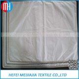 Poli fibra saludable Tela Suave funda de almohada 100%