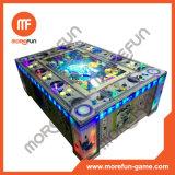 Máquina de jogo da arcada dos peixes do monstro 3 do oceano