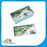 Il cartone duro popolare calza il contenitore impaccante di carta di vestiti dei calzini