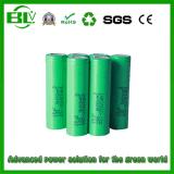 Batterie profonde de cycle de la qualité 2500mAh 18650 pour les machines à enseigner